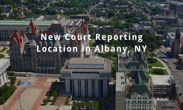 M-F Reporting, Inc., Court Reporters, Open New Location in Albany, NY